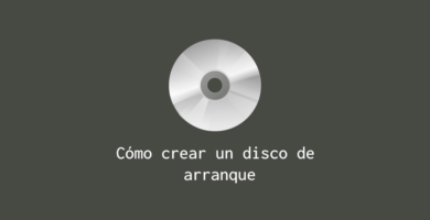 Cómo crear un disco de arranque windows linux