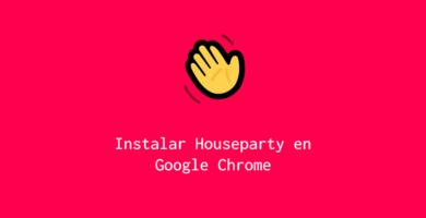 houseparty chrome