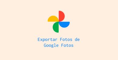Cómo descargar fotos de google fotos a mi pc