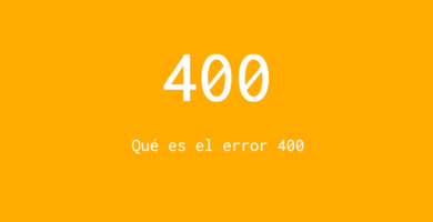 Error 400 http bad request petición incorrecta y cómo solucionarlo
